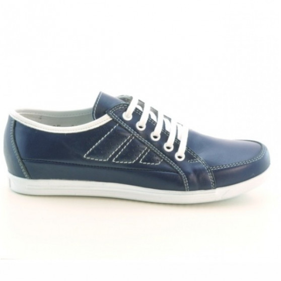 Women sport shoes 697 indigo