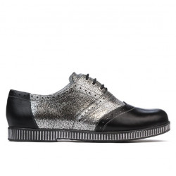 Women casual shoes 693 black combined