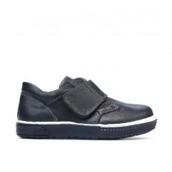 Small children shoes 50c indigo