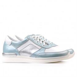 Women sport shoes 694 turcoaz pearl combined