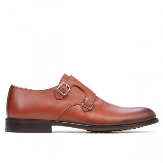 Pantofi eleganti barbati 840 a coniac