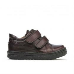 Pantofi copii mici 61c bordo