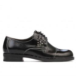Women casual shoes 696 patent black