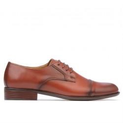 Pantofi eleganti barbati 838 a coniac