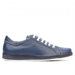 Teenagers stylish, elegant shoes 369 indigo