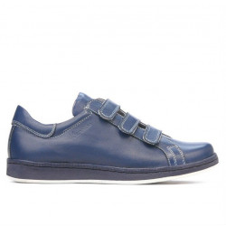 Teenagers stylish, elegant shoes 369sc indigo scai