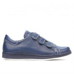 Teenagers stylish, elegant shoes 369sc indigo scai