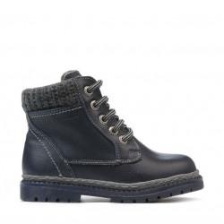 Small children boots 29-1c indigo01