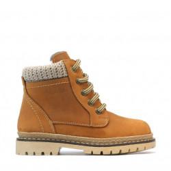 Small children boots 29-2c tuxon brown