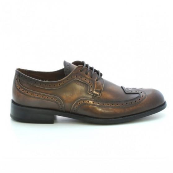 Pantofi eleganti barbati 799 a maro