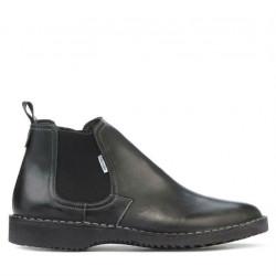 Men boots (large size) 7302m black
