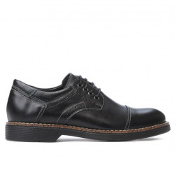 Pantofi eleganti adolescenti 372 negru