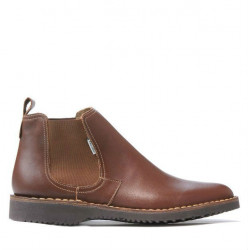 Men boots 7302 brown