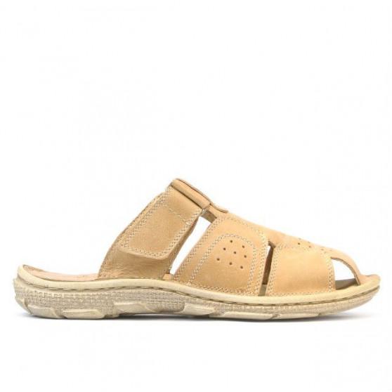 Men sandals 332 tuxon cappuccino