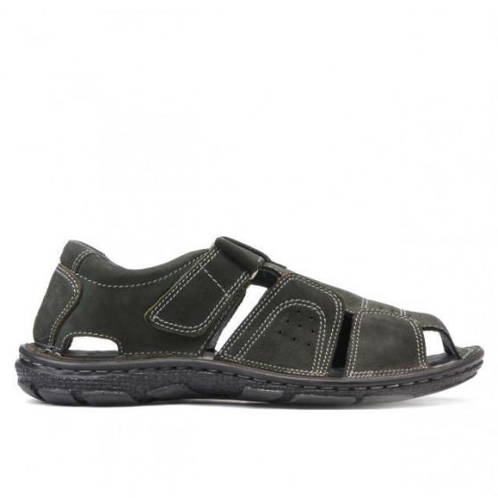 Sandale barbati 333 tuxon negru