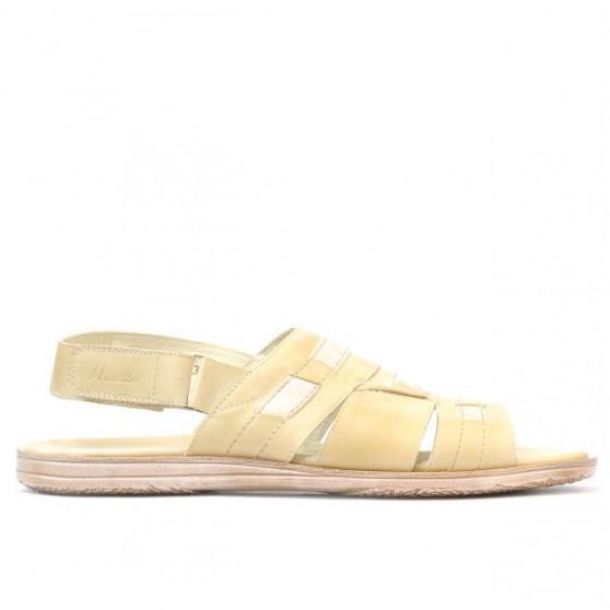 Men sandals 301 sand