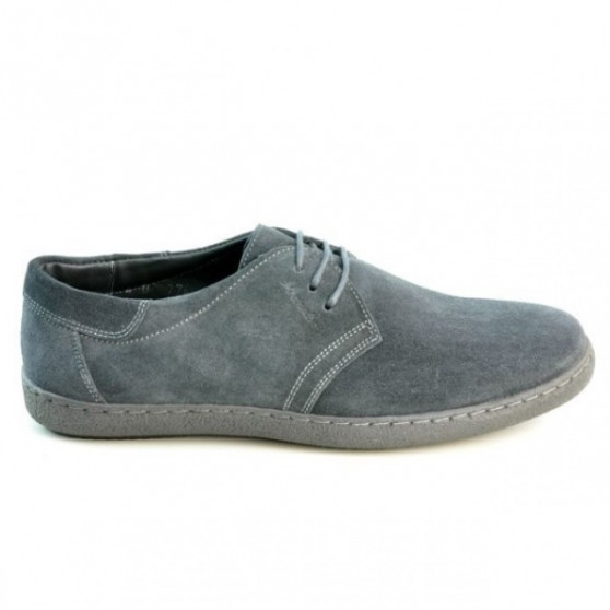 Men casual shoes 774 antracit velour