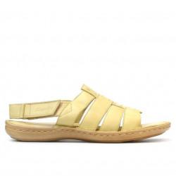 Men sandals 354 a beige