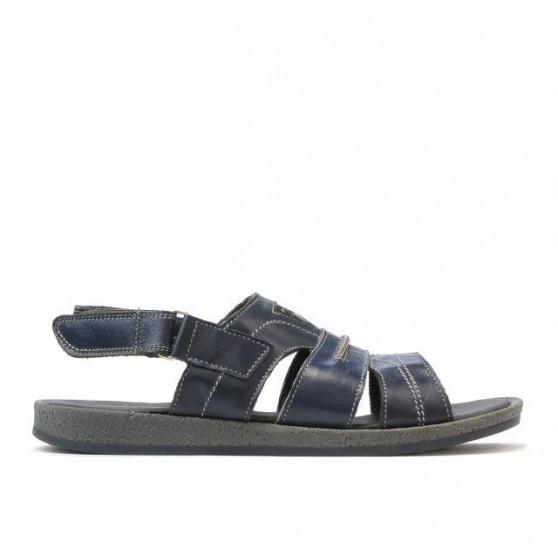 Children sandals 323 indigo