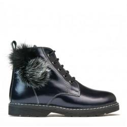 Children boots 3010 patent indigo