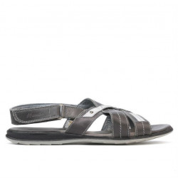 Teenagers sandals 328 gray antracit