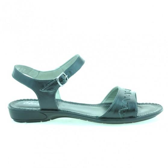 Sandale dama 590 negru