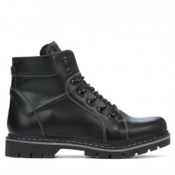 Teenagers boots 439-1 black