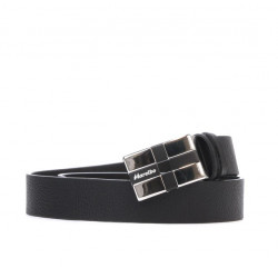 Men belt 22b biz black