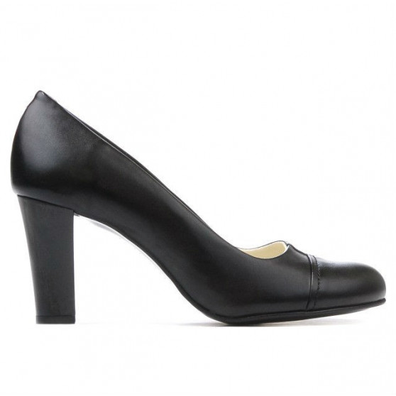 Women stylish, elegant shoes 1213 black