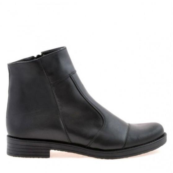 Teenagers boots 453 black