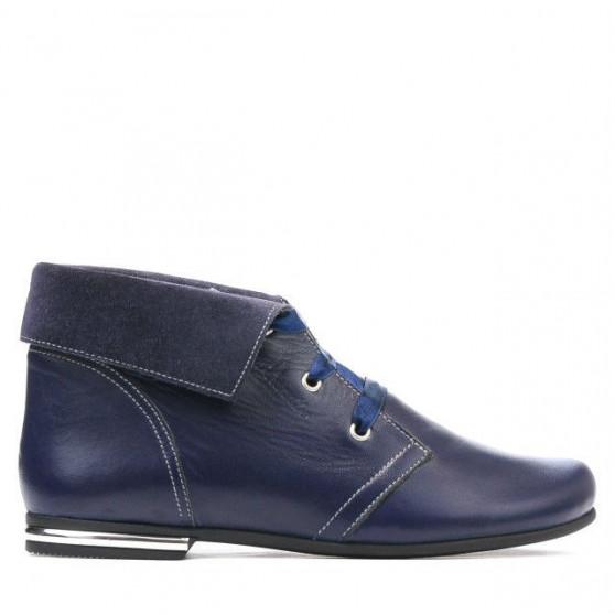 Women boots 3282 indigo