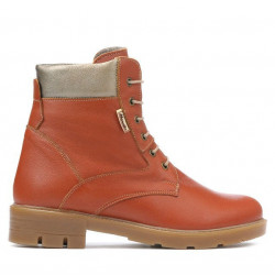 Women boots 3316 brown combined