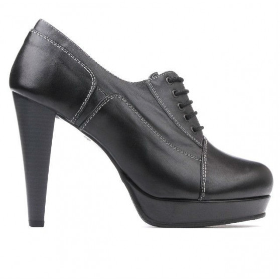 Women stylish, elegant shoes 1093 black
