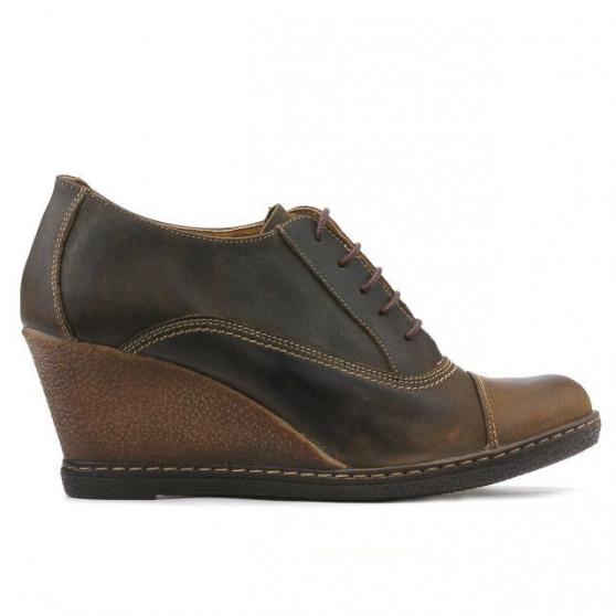 Women casual shoes 609 tuxon cafe