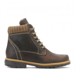 Children boots 3209 tuxon cafe