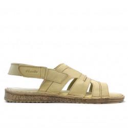 Men sandals 331 beige