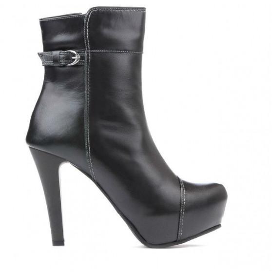 Women boots 1148 black