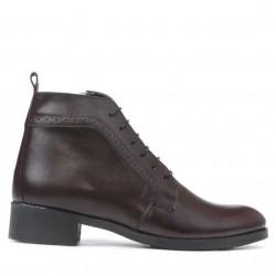 Women boots 3323 bordo