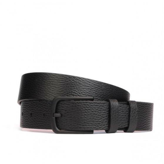 Men belt 24b biz black