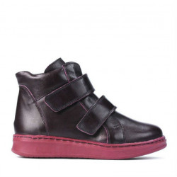 Children boots 3012 bordo