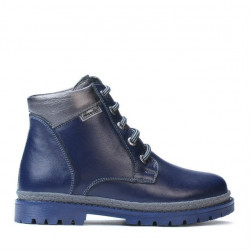 Children boots 3007 indigo