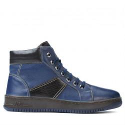 Men boots 4107 indigo+tdm