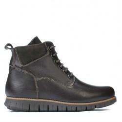 Men boots 4108 cafe
