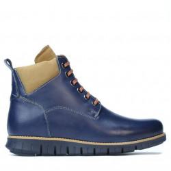 Men boots 4108 indigo