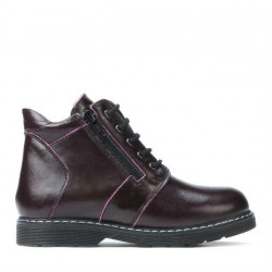 Ghete copii 3013 bordo