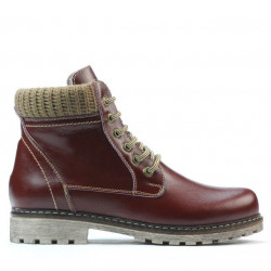 Ghete dama 3269 bordo