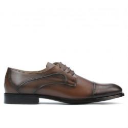 Pantofi eleganti barbati 879 a nisip