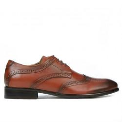 Pantofi casual / eleganti barbati 874 a coniac