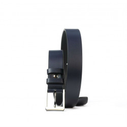 Men belt 14b indigo