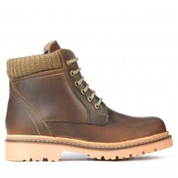 Men boots 471 tuxon brown